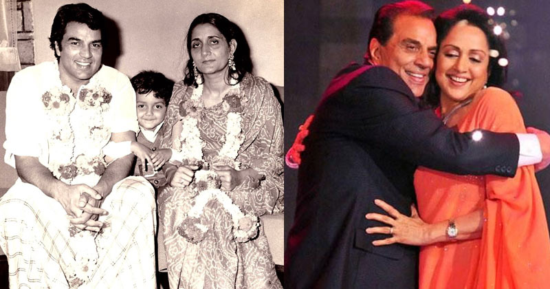 Hema Malini Open Up About Dharmendra First Wife