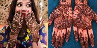Karwa Chauth Mehndi Design 2020