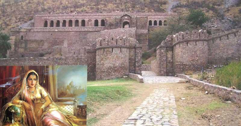 bhangarh fort story