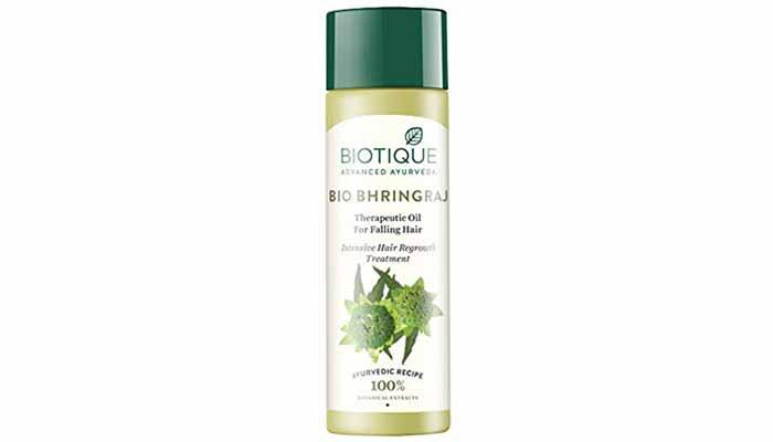 biotique hair oil