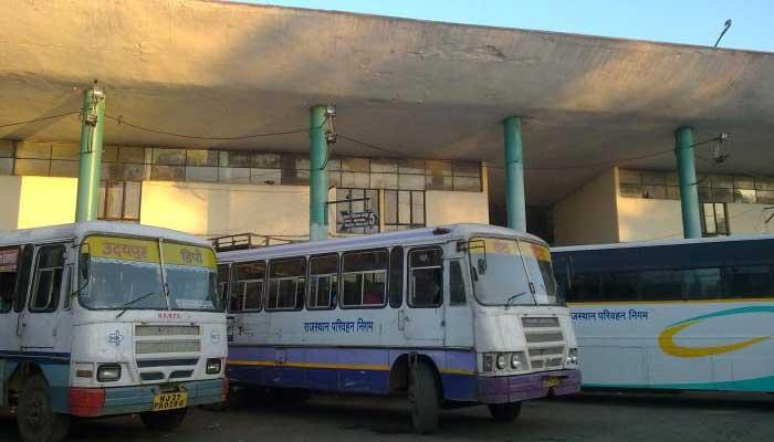 chittorgarh bus