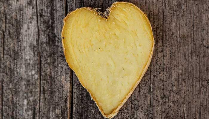 ginger for heart