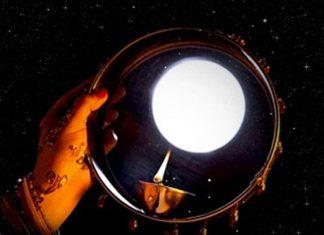 Karwa Chauth Moon Rise Time