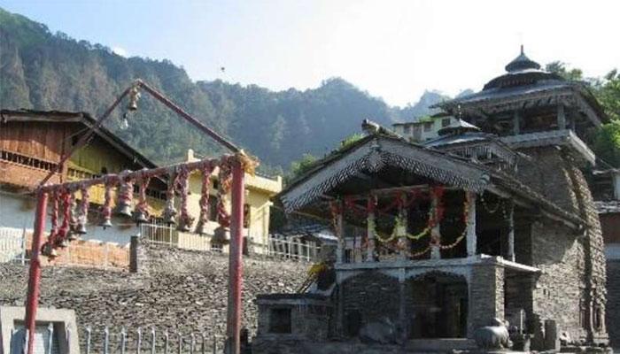 lakhamandal shiv mandir