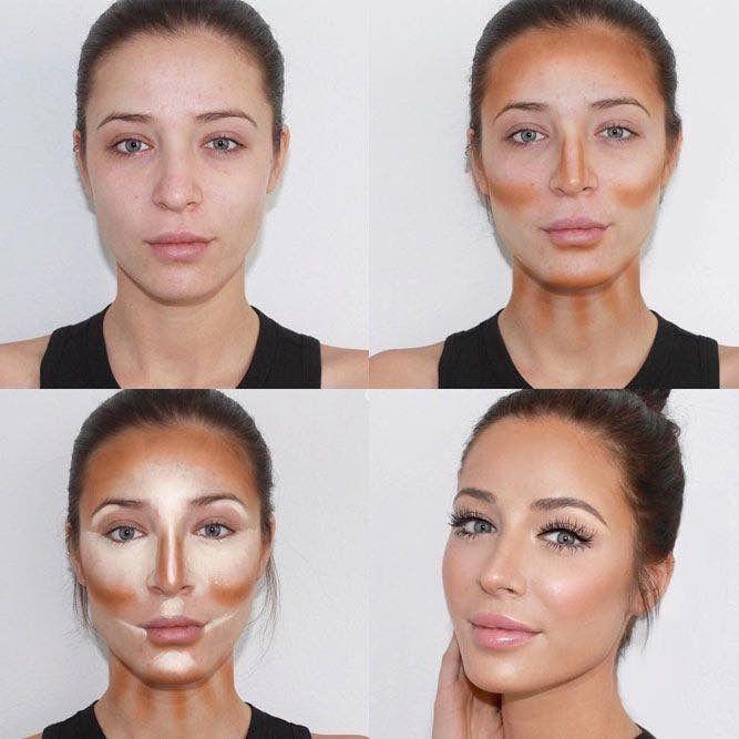 long face makeup tips