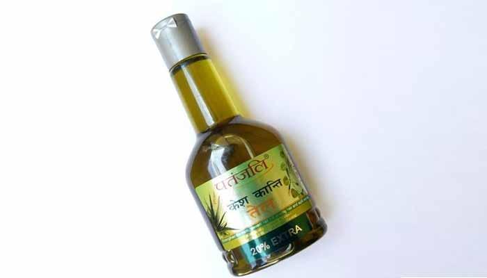 patanjli hair oil