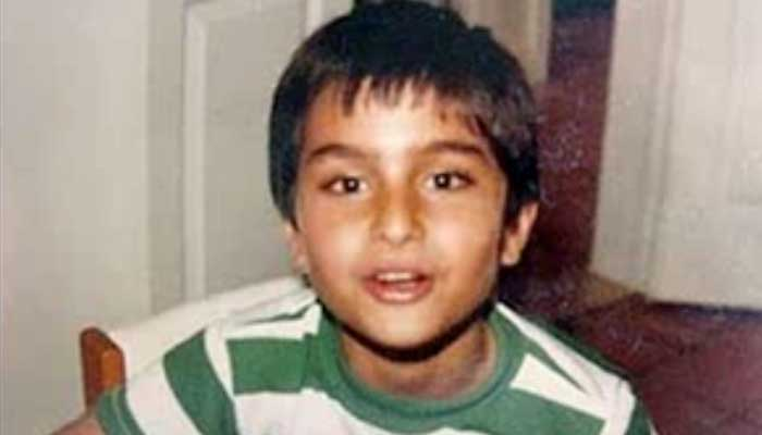 saif ali khan childhood