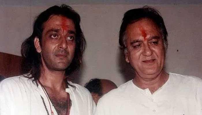 sunit dutt and sanjay dutt