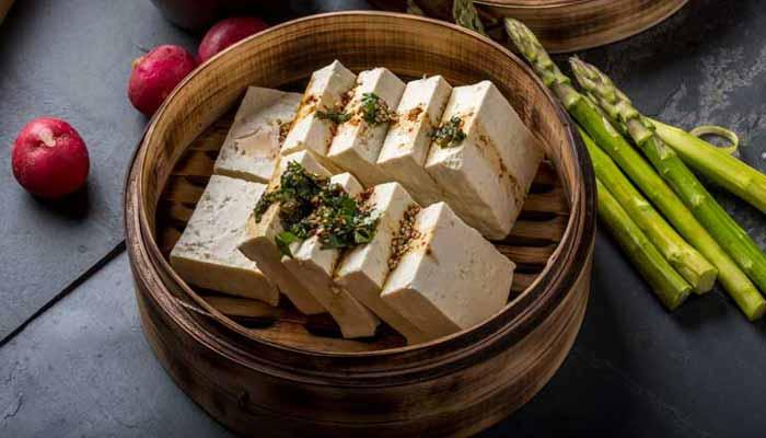 tofu protien