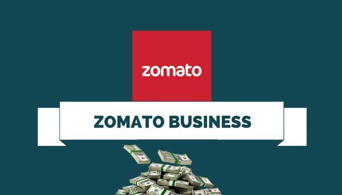 zomato business