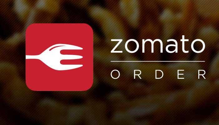 zomato order