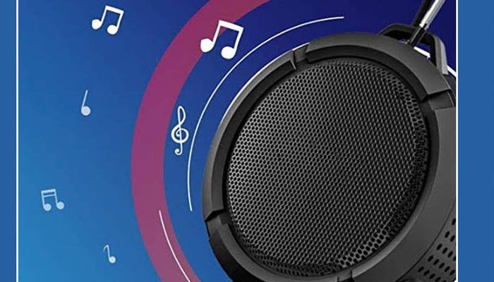 BRIX bluetooth speaker