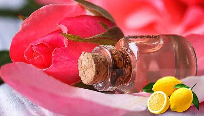Gulab jal With Nimbu Rass for Skin