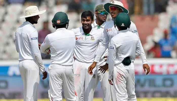 India vs Bangladesh Test