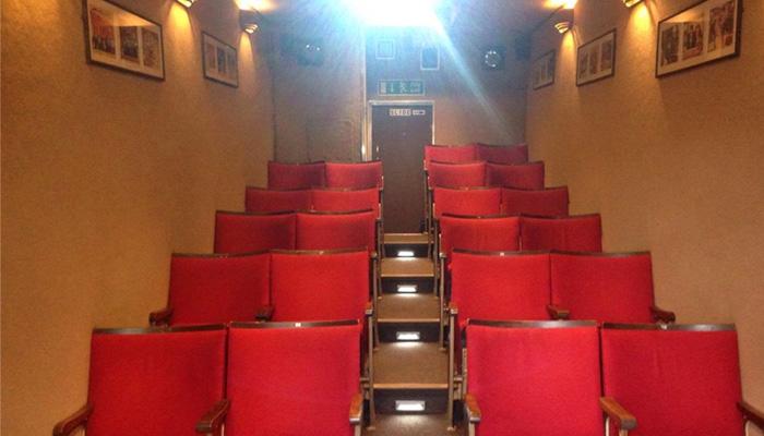 Mobile cinema britain