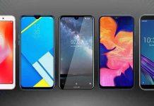 Smartphones Under 8000