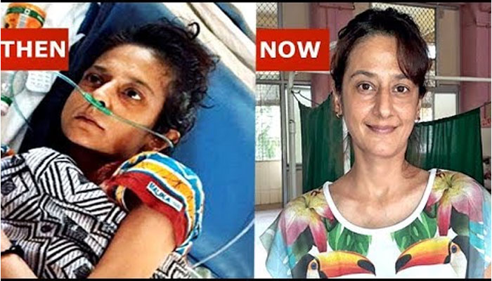 actress pooja dadwal is doing tiffin work to survive