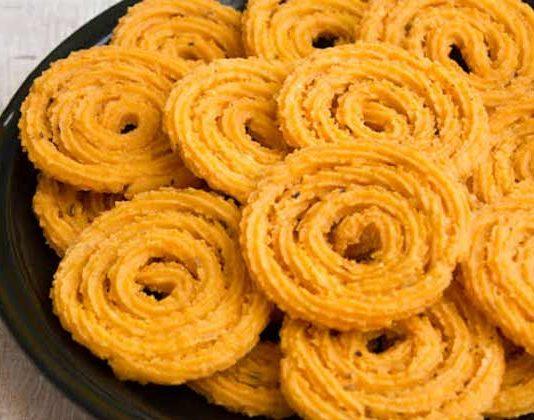 Butter Murukku Recipe In Hindi