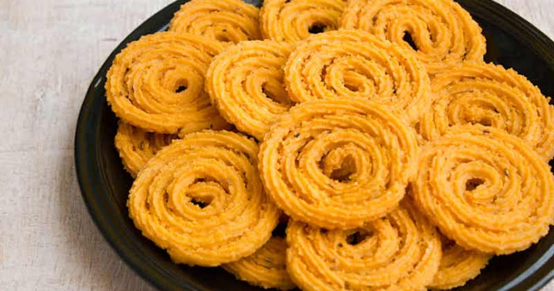Butter Murukku Recipe In Hindi