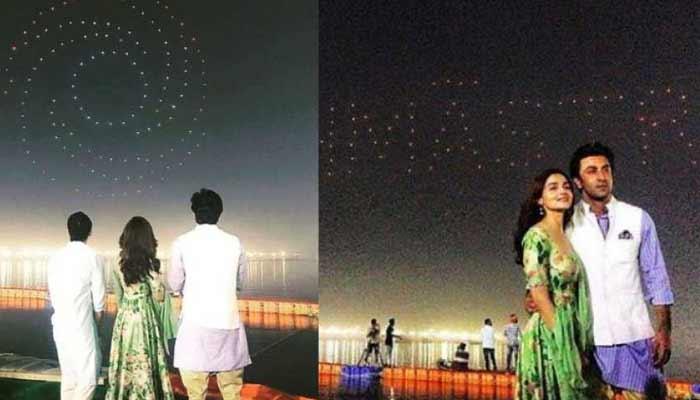 Deepika Padukone on alia Ranbir Wedding