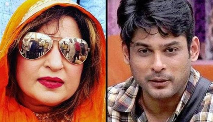 dolly bindra supports siddharth shukla in controversy with mahira sharma
