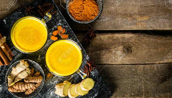Golden Milk Benefits in Hindi