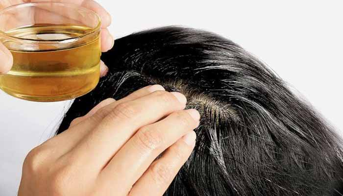 hair oiling