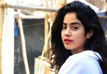 janhvi kapoor asks paparazzi to turn off camera