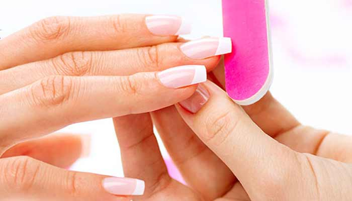 Nail Extension In Hindi