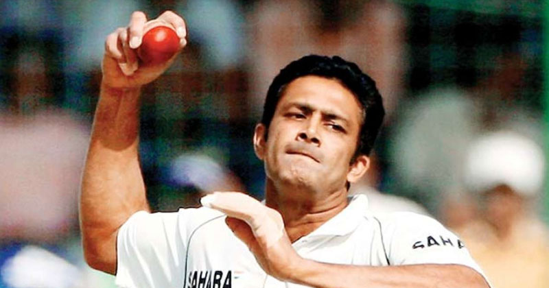 nirdesh baisoya breaks anil kumble records