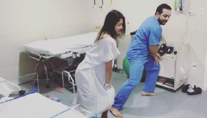 patient delivery dance