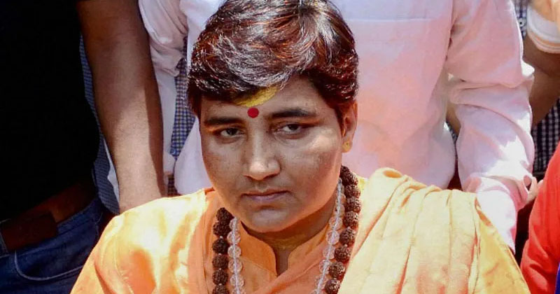 pragya thakur removed from consultative committee of defence