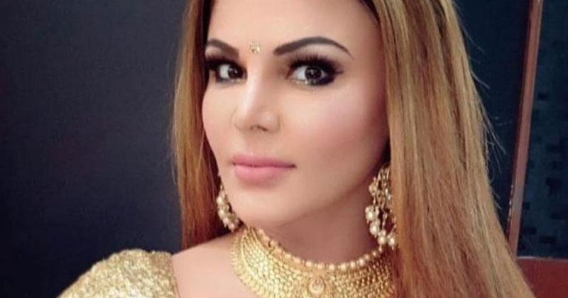 rakhi sawant trolled for sharing daughter video