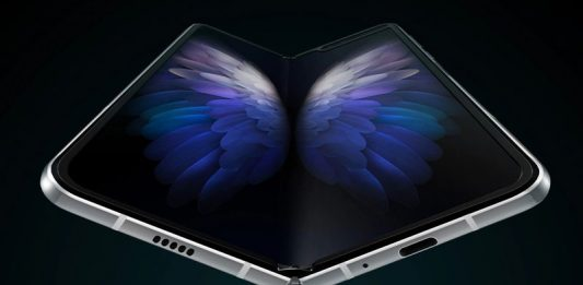 samsung w20 5g foldable phone launched