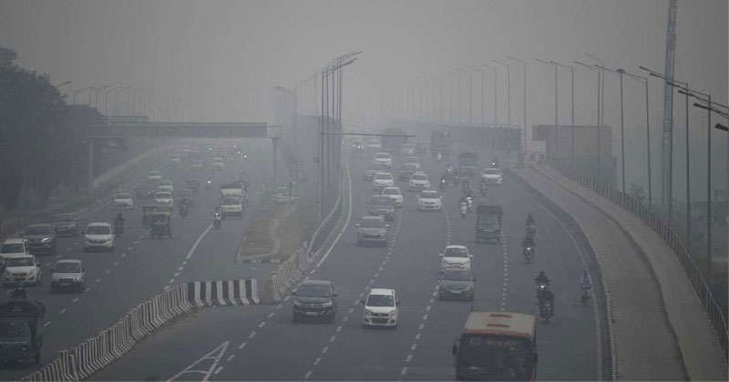 sc asks centre to prepare a road map for installation of air purifying towers across delhi