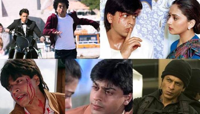 shahrukh khan role