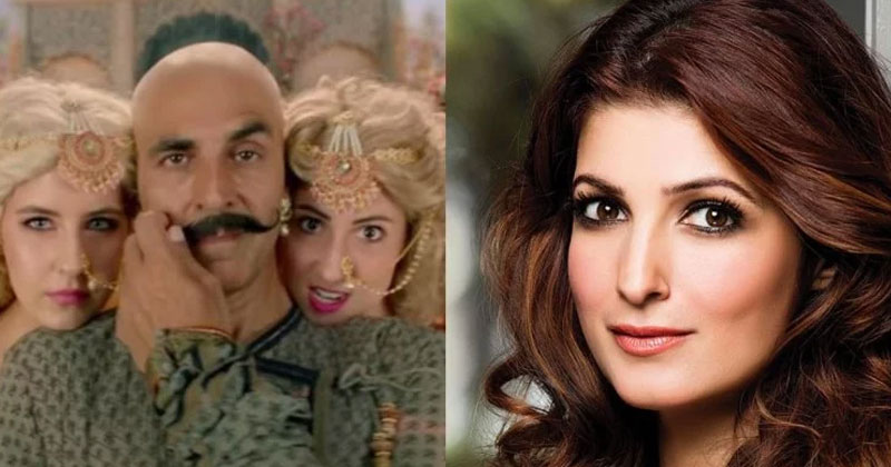 twinkle khanna did not like housefull 4