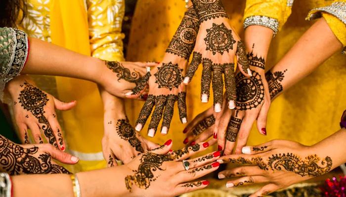 wedding mehandi