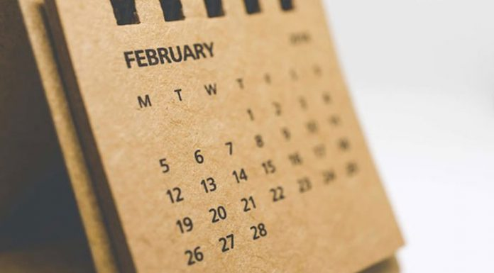 why 28 days only in february