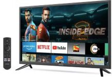 Amazon Onida First Smart Tv Launch