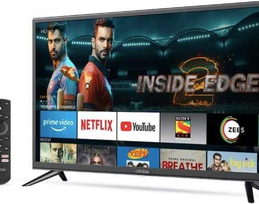 Amazon Onida First Smart Tv Launch