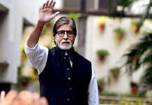 amitabh bachchan received dada saheb phalke award