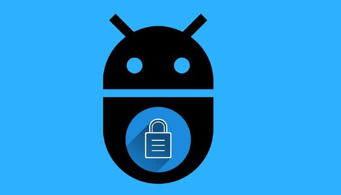 droid lock app