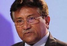 hands death penalty former pakistan military dictator pervez musharraf