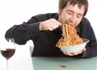 harmful effects of eating fast