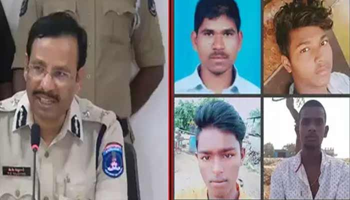 Hyderabad Gangrape Four Accussed Died In Police Encounter