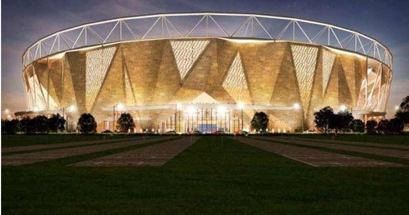 IPL 2020 Played In Worlds Largest Stadium