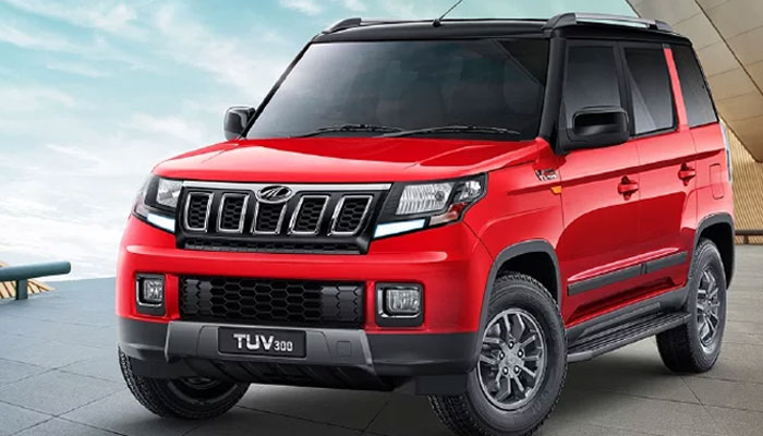 mahindra car year end discount