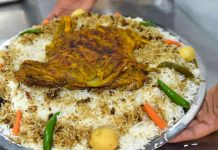 new plate tackles food waste in saudi arabia