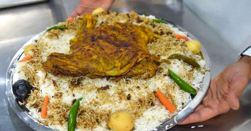 new plate tackles food waste in saudi arabia
